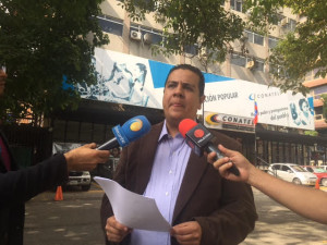 Javier Tarazona (Foto. Prensa Solidaridad).
