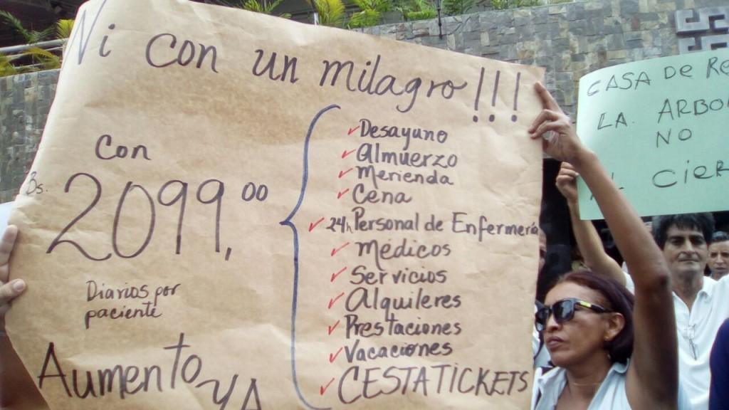 Protesta IVSS 3