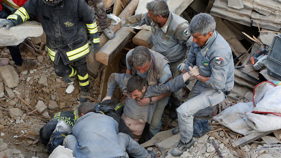 Foto: Reuters / Remo Casilli
