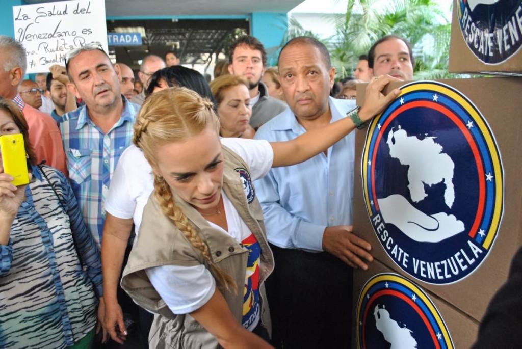 Foto: Comunicaciones Todos por la Libertad.
