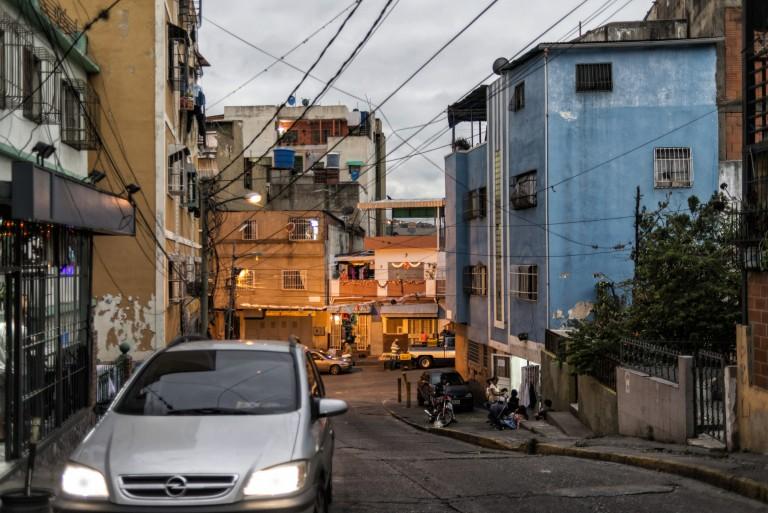Catia, donde transcurrió la infancia del ahora diputado suplente. © Gabriel Osorio