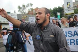 Carlos Rojas, periodista y dirigente político.
