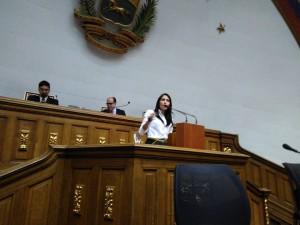 Delsa Solórzano.