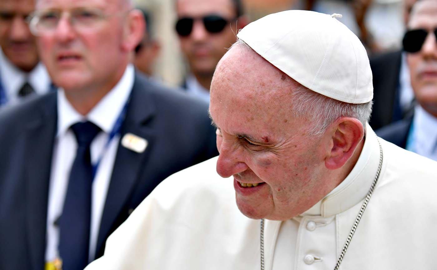Carita del papa2