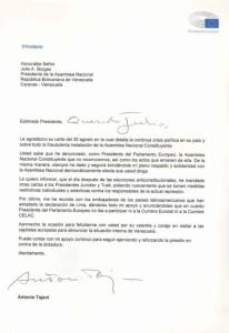 carta-antonio-tajani-europarlamento-julio-borges-an