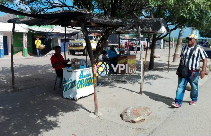 Bolivares en la frontera 1