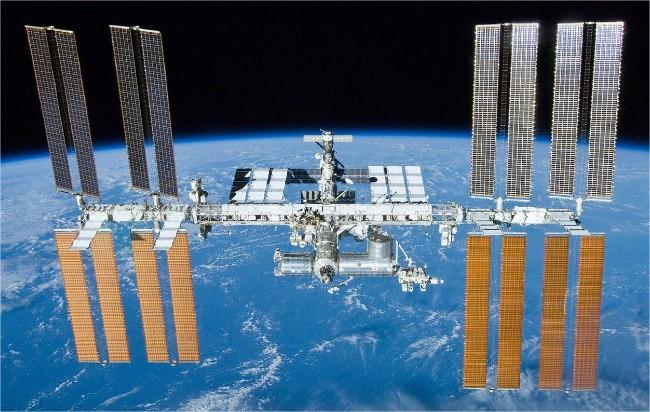 estación espacial internacional - Buscar con Google - Google Chrome