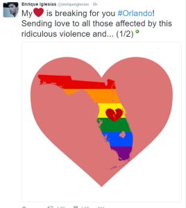 Enrique Iglesias #Orlando