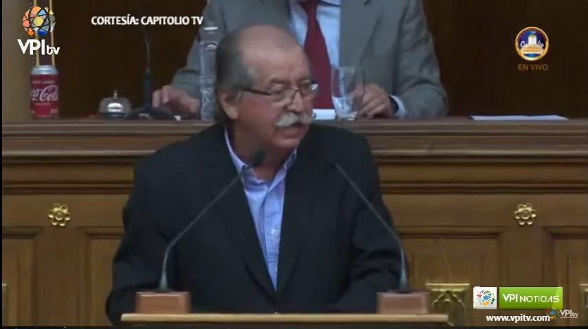 Luis Briceño_León advirtió que desde hace 12 años el gobierno dejó de informar sobre la violencia.