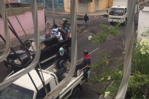 Colectivo Barquisimeto.