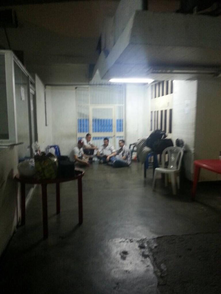 Polichacao detenidos Sebin Excarcelacion