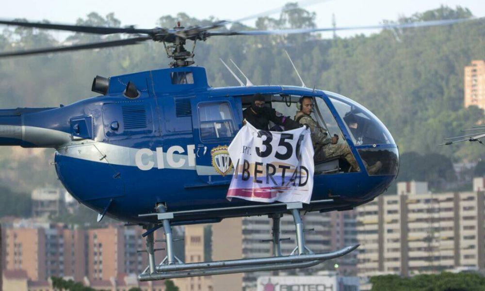 helicoptero 27 de junio tsj