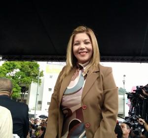 Elenis Rodríguez.