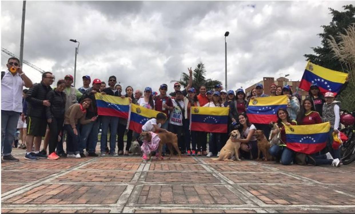 Australia-venezolanos