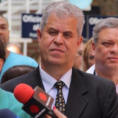 Moisés carvallo N. será el alcalde encargado de Chacao en ausencia de Ramón Muchacho. (Foto: cortesía).