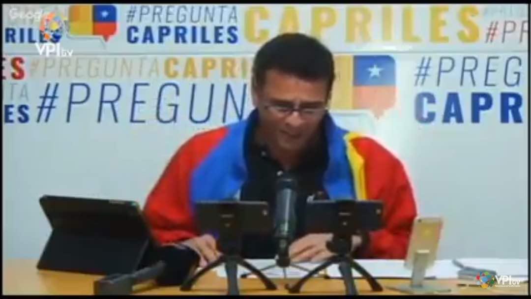 capriles 1