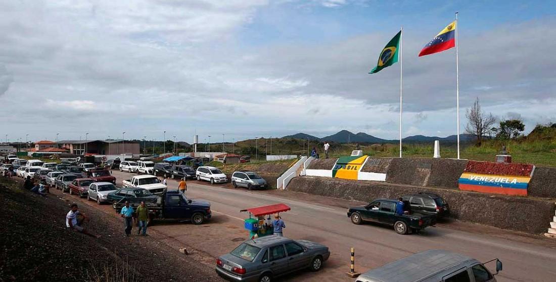 frontera brasil