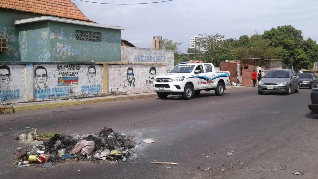protesta-barrio-valle-frio-maracaibo-3