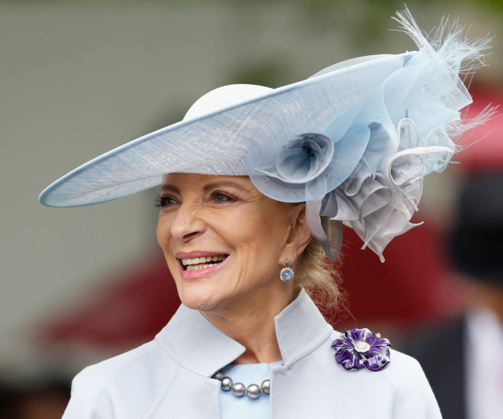 ASCOT, UNITED KINGDOM - JUNE 16: (EMBARGOED FOR PUBLICATION IN UK NEWSPAPERS UNTIL 48 HOURS AFTER CREATE DATE AND TIME) Princess Michael of Kent attends day 3 'Ladies Day' of Royal Ascot at Ascot Racecourse on June 16, 2016 in Ascot, England. (Photo by Max Mumby/Indigo/Getty Images)
