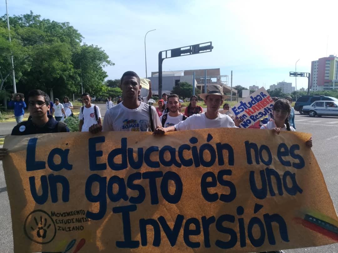 Movimiento Estudiantil del Zulia