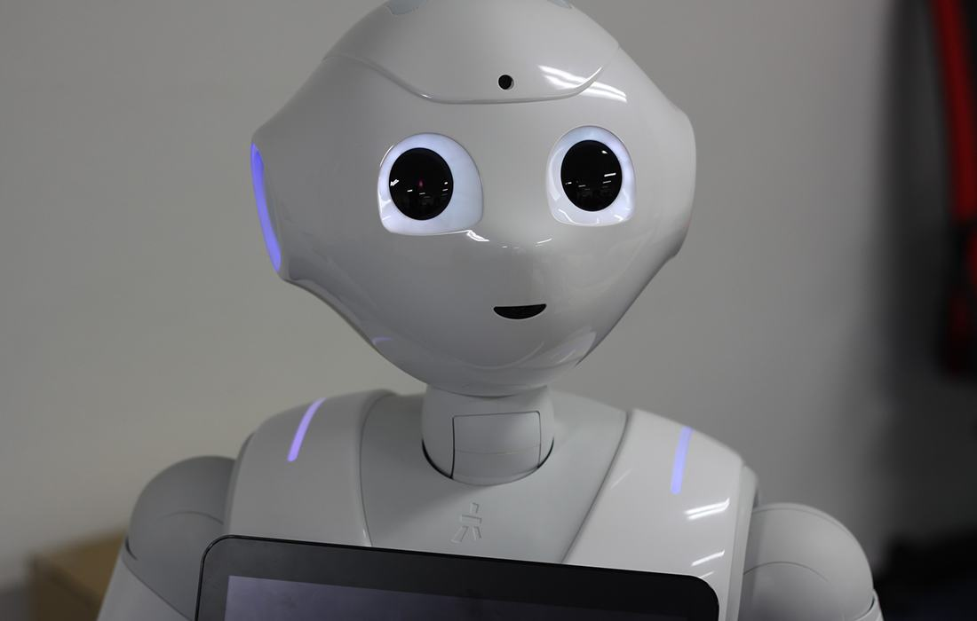 robot-PEPPER